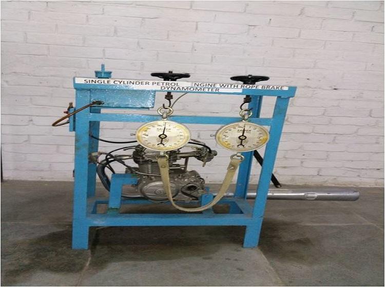 Single Cylinder Petrol Engine
